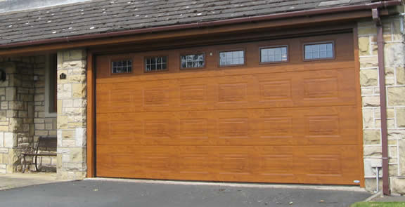 replacement garage doors in Warrington